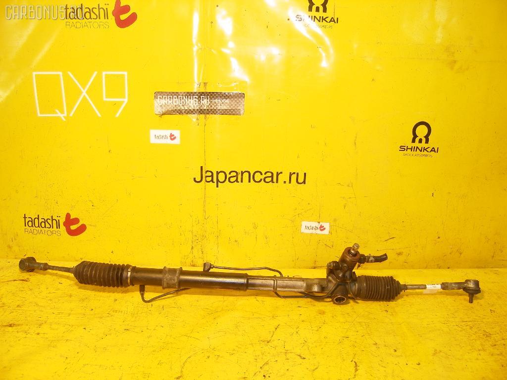 Рулевая рейка MITSUBISHI LEGNUM EA1W 4G93. Фото 7
