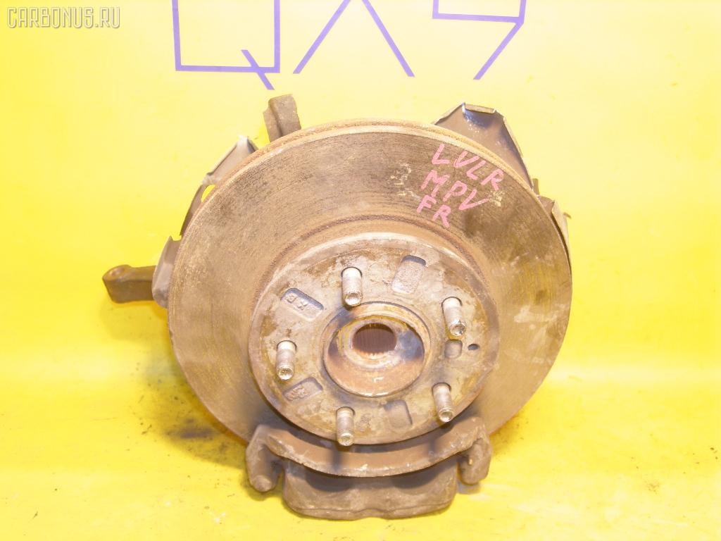 Ступица MAZDA MPV LVLR WL-T. Фото 8