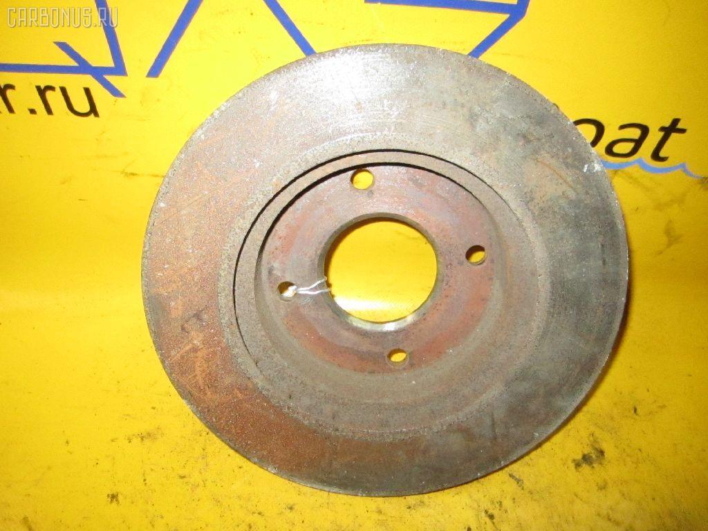 Тормозной диск NISSAN WINGROAD WFY11. Фото 4