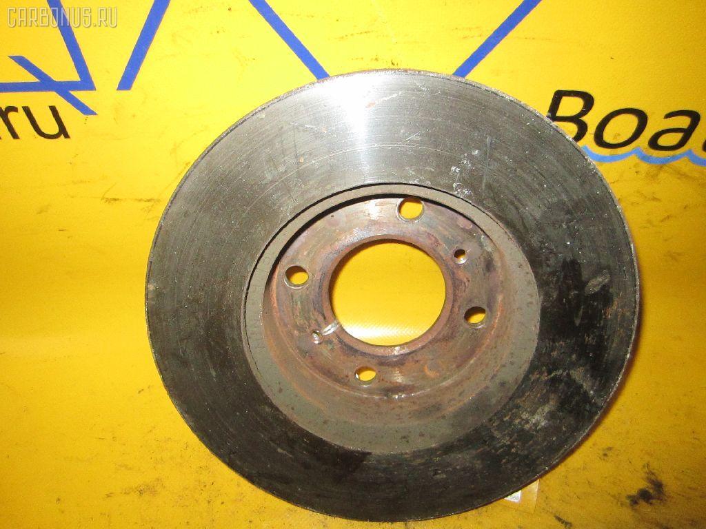 Тормозной диск MITSUBISHI LIBERO CB8V Фото 2