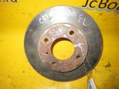 Тормозной диск MITSUBISHI LIBERO CB8V Фото 1
