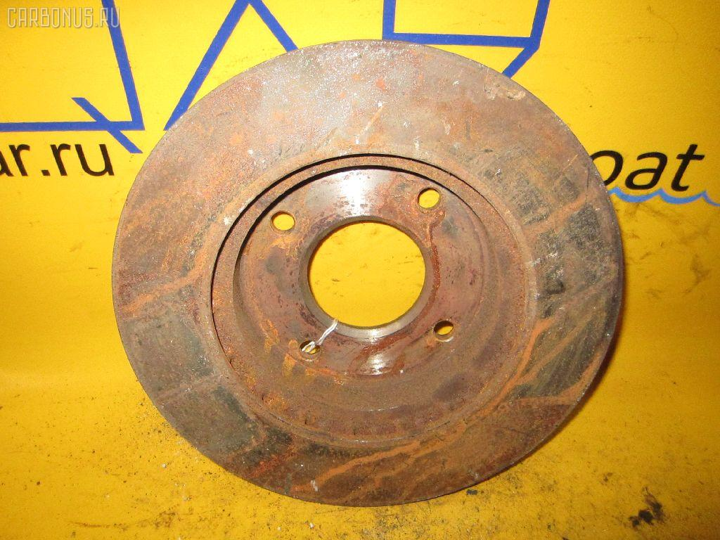 Тормозной диск NISSAN BLUEBIRD SYLPHY QG10. Фото 2