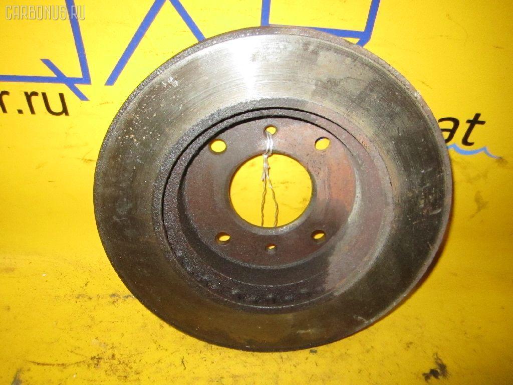 Тормозной диск NISSAN WINGROAD WFY11. Фото 8
