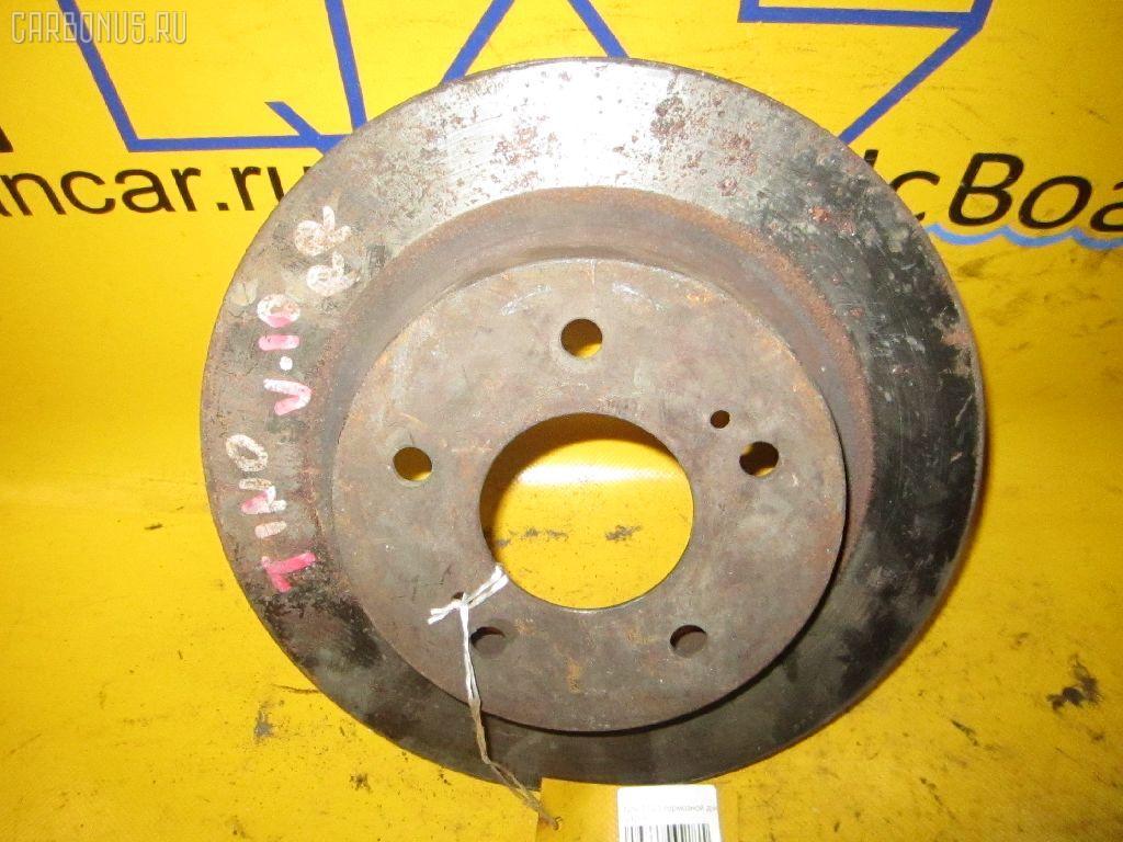 Тормозной диск NISSAN TINO V10. Фото 3