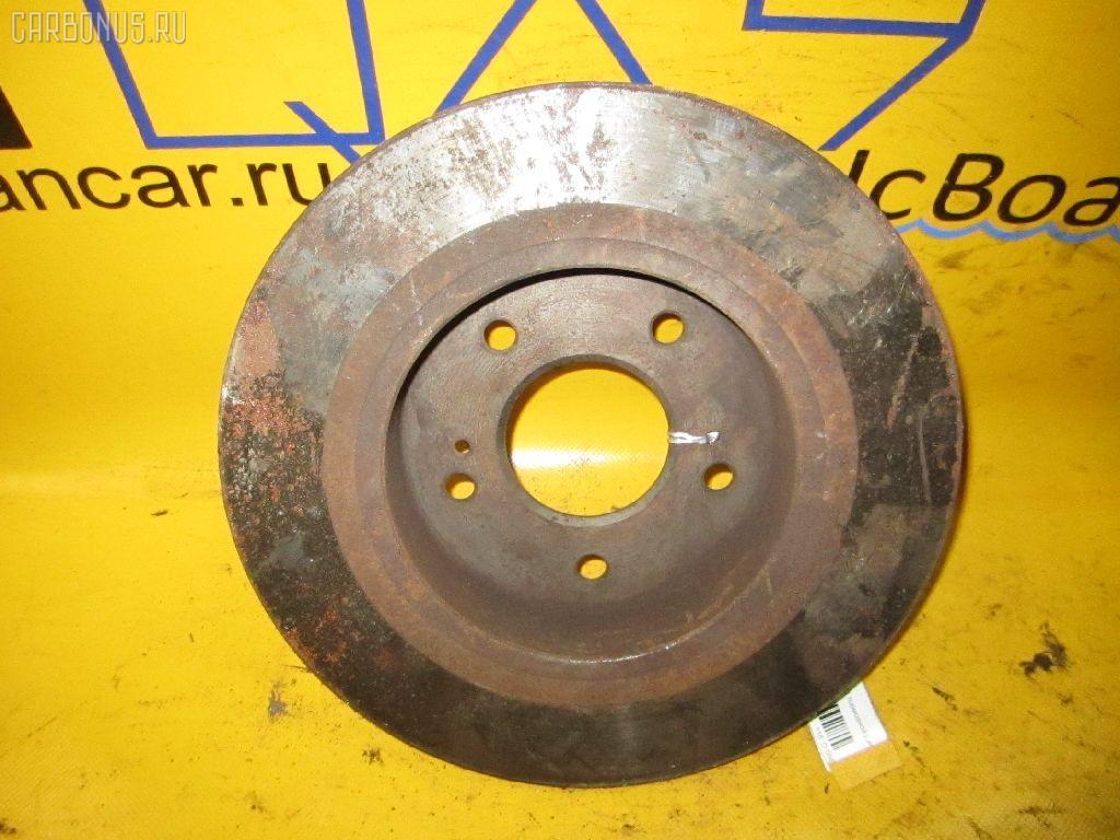 Тормозной диск NISSAN TINO V10. Фото 4