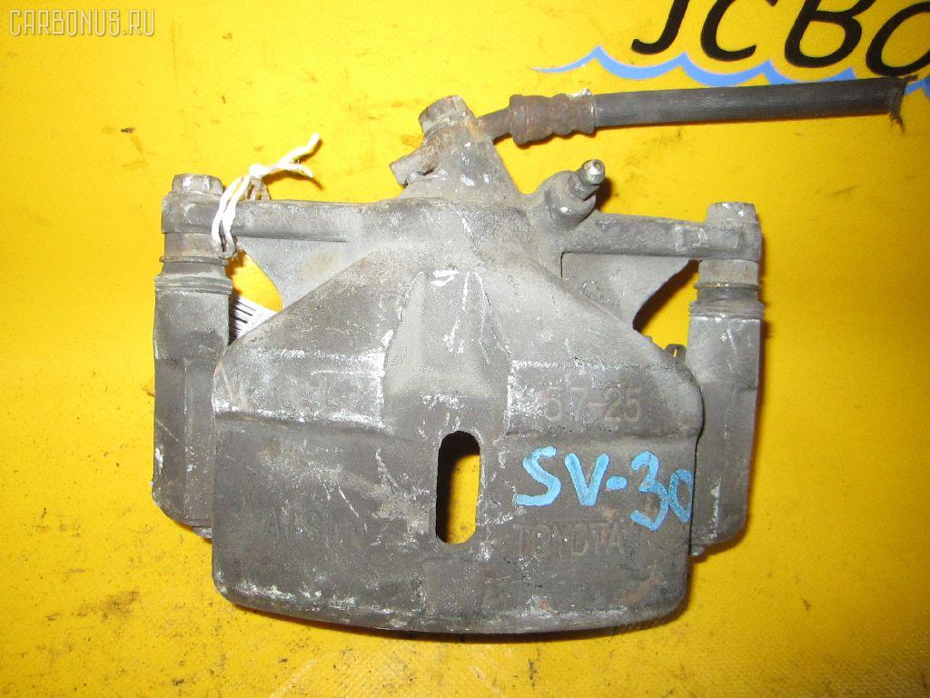 Суппорт TOYOTA SV30 4S-FE. Фото 1