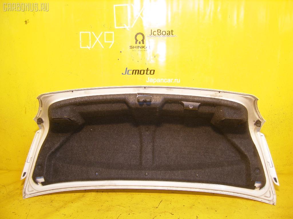 Крышка багажника TOYOTA ARISTO JZS161. Фото 9