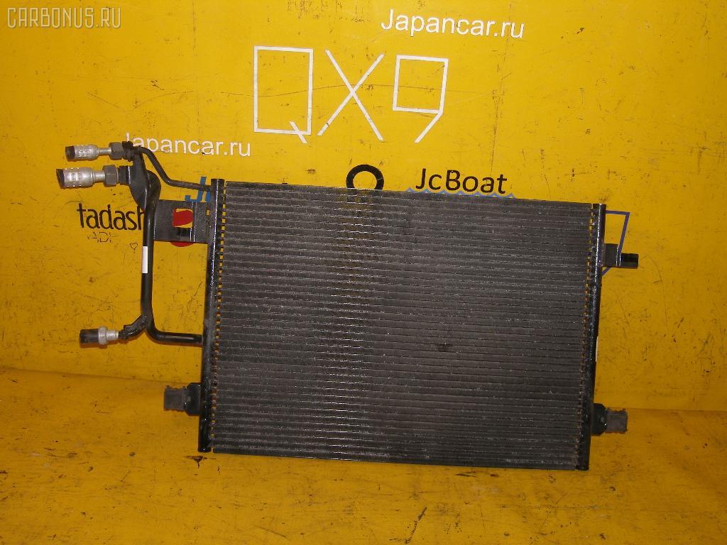 Радиатор кондиционера VOLKSWAGEN PASSAT VARIANT 3BAEB AEB. Фото 4