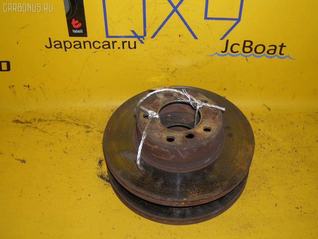 Тормозной диск BMW 5-SERIES E39-DD28A M52-286S1. Фото 6