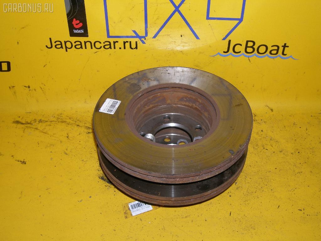Тормозной диск BMW 5-SERIES E39-DD28A M52-286S1. Фото 7