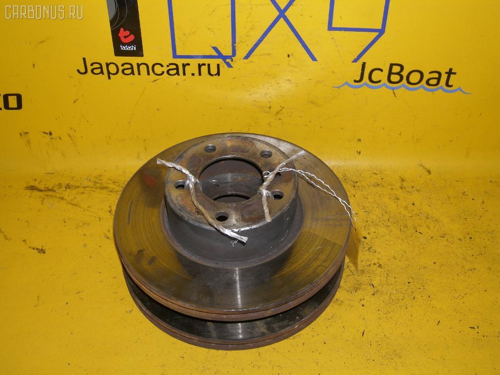 Тормозной диск BMW 5-SERIES E39-DD28A M52-286S1. Фото 8