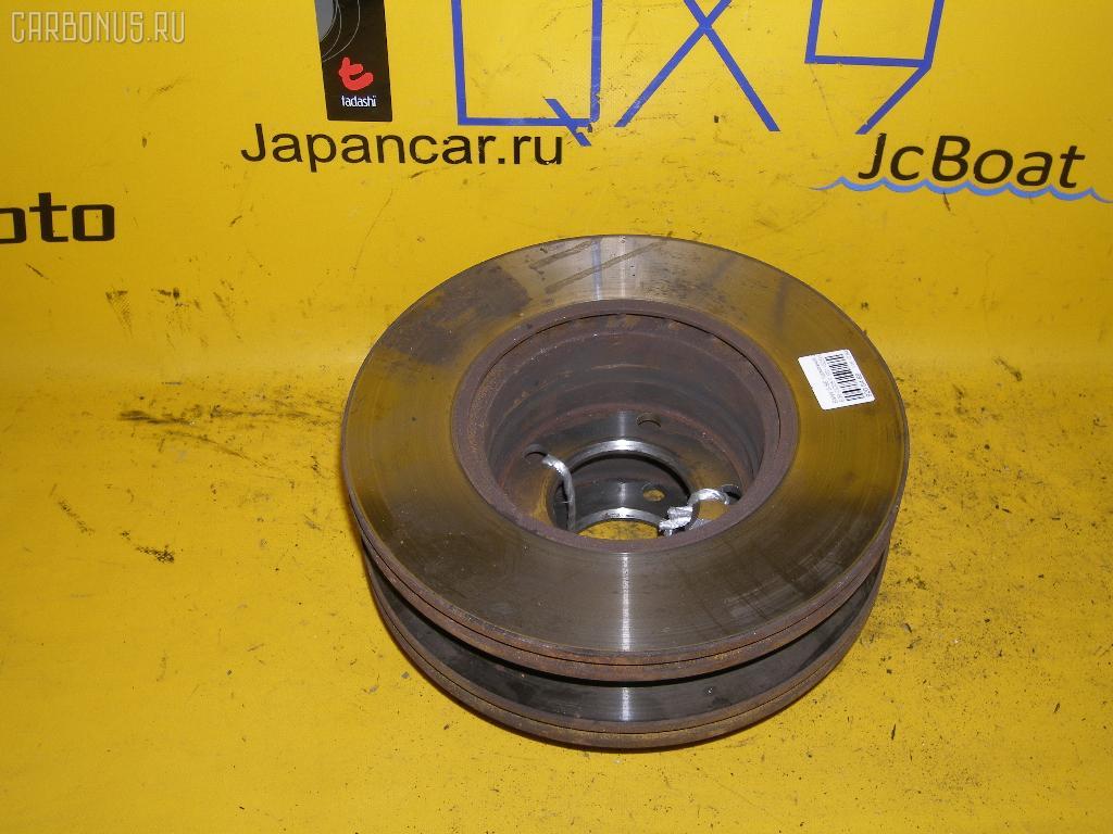 Тормозной диск BMW 5-SERIES E39-DD28A M52-286S1. Фото 9