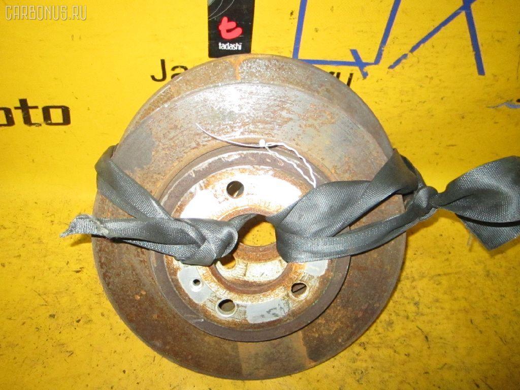 Тормозной диск AUDI A4 AVANT 8EBGBF BGB Фото 1