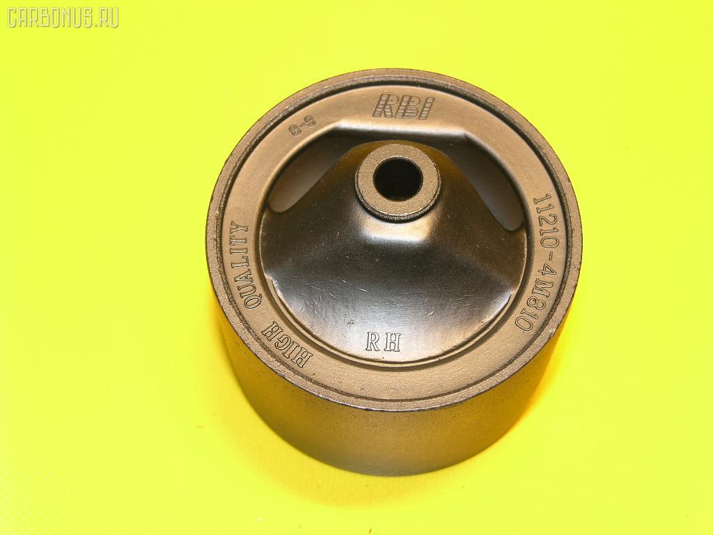 Подушка двигателя на Nissan Primera P11 SR18DE.