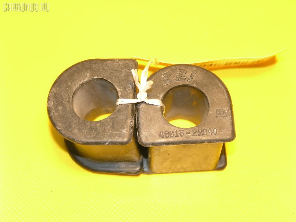 Втулка стабилизатора TOYOTA GX81. Фото 8