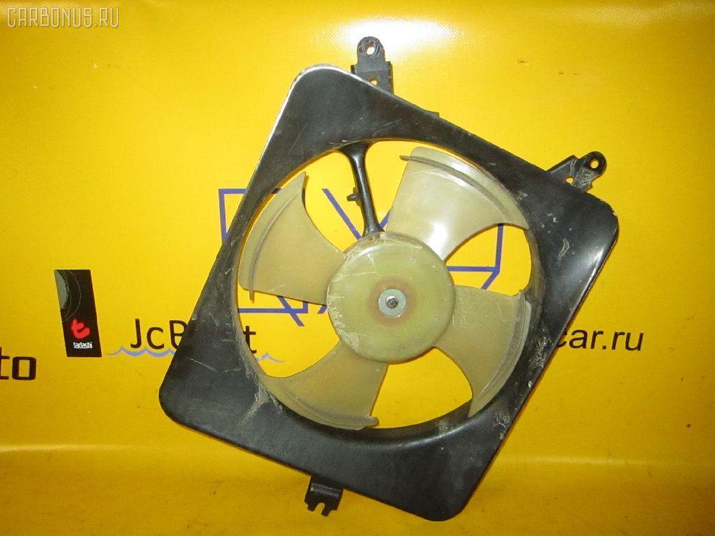 Вентилятор радиатора ДВС HONDA ACCORD CL3 F20B. Фото 2