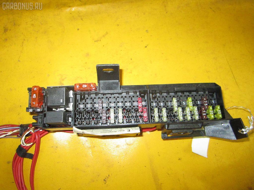 Блок предохранителей MERCEDES-BENZ E-CLASS W210.061 112.911. Фото 5
