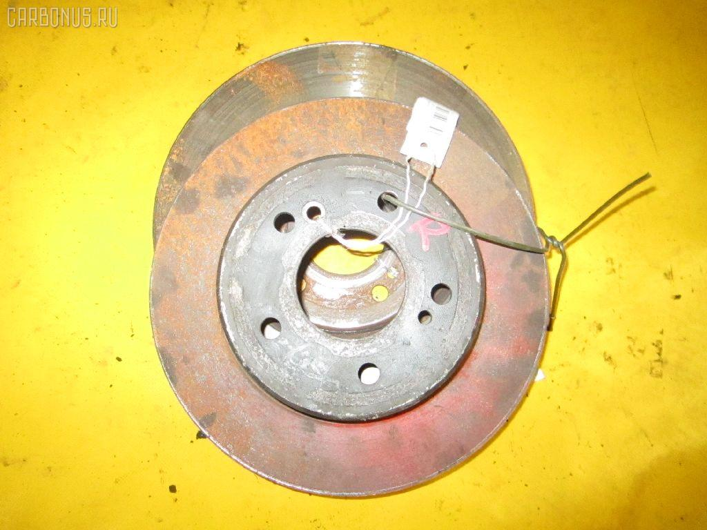 Тормозной диск MERCEDES-BENZ E-CLASS W124.032 104.992. Фото 11