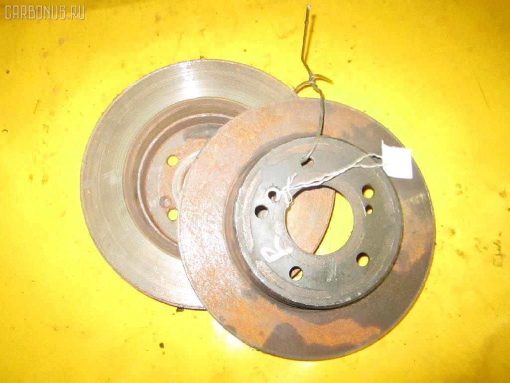 Тормозной диск MERCEDES-BENZ C-CLASS W202.028 104.941. Фото 10