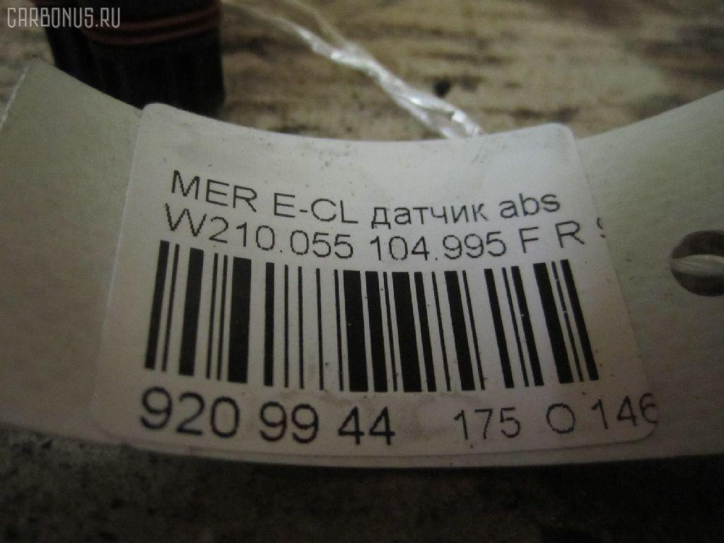 Датчик ABS MERCEDES-BENZ E-CLASS W210.055 104.995 Фото 3