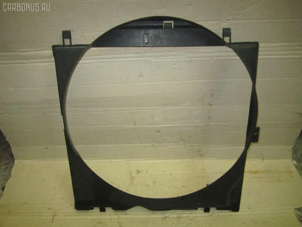 Диффузор радиатора MERCEDES-BENZ E-CLASS W210.055 104.995. Фото 2