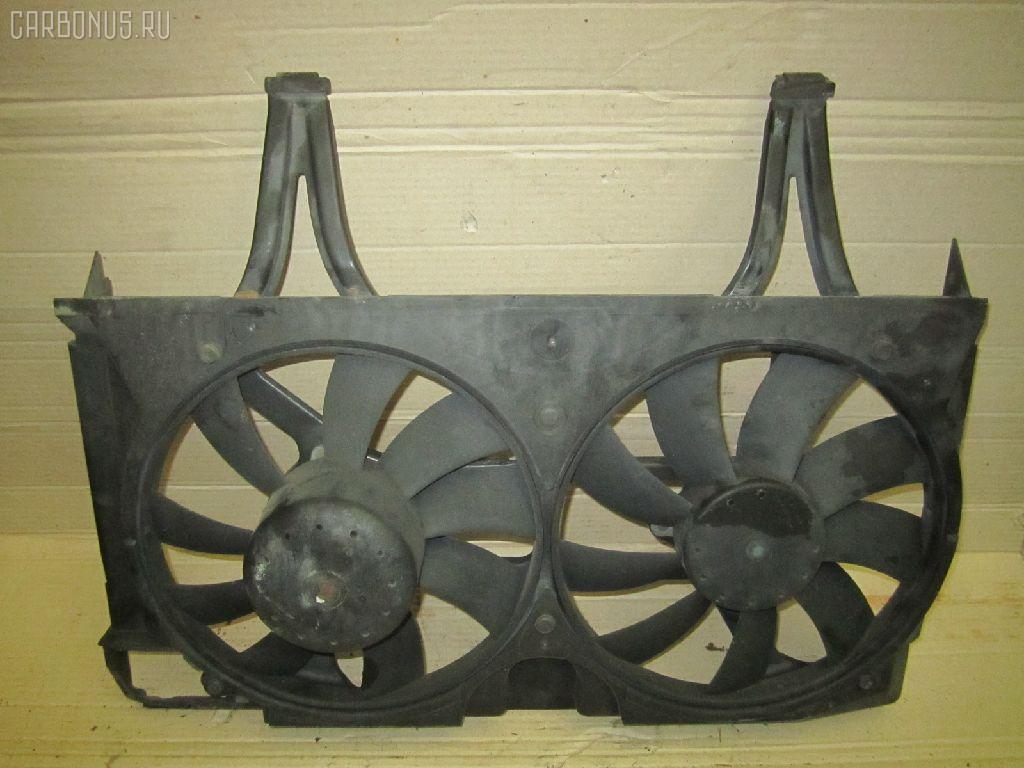Вентилятор радиатора кондиционера MERCEDES-BENZ E-CLASS W210.055 104.995. Фото 8