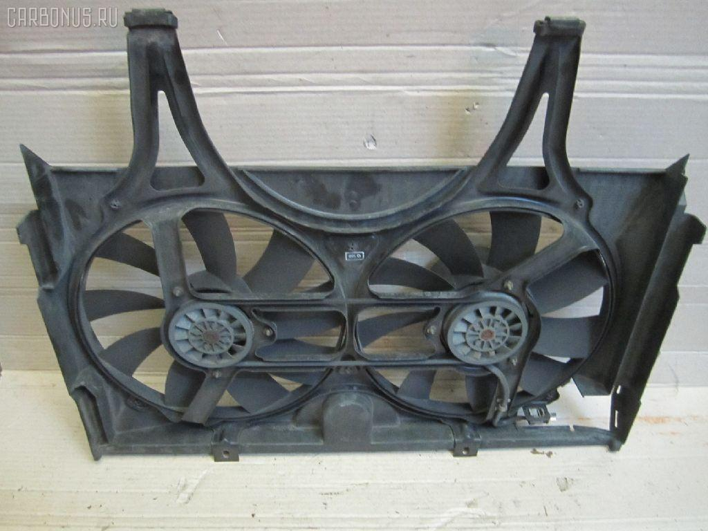 Вентилятор радиатора кондиционера MERCEDES-BENZ E-CLASS W210.055 104.995. Фото 9