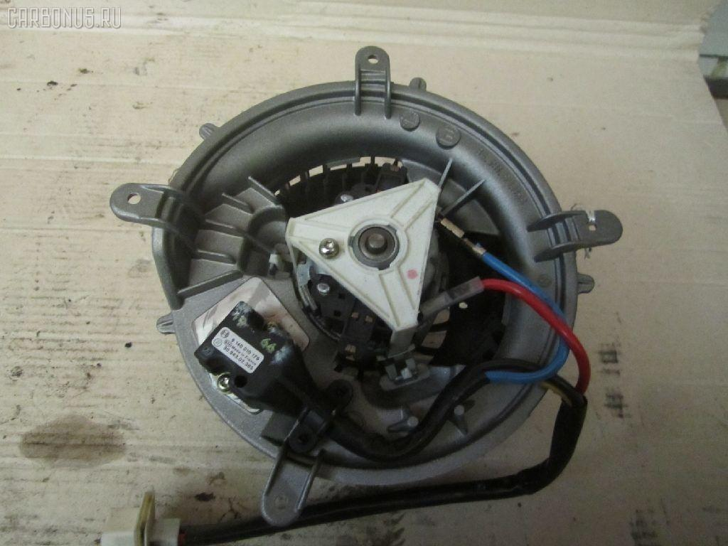 Мотор печки MERCEDES-BENZ E-CLASS W210.055. Фото 1