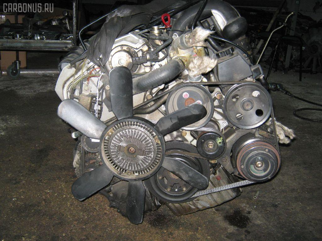 Двигатель MERCEDES-BENZ E-CLASS W210.055 104.995. Фото 2