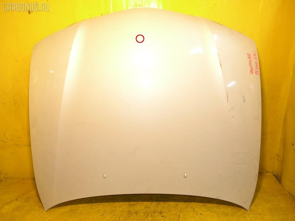 Капот TOYOTA CORONA EXIV ST200. Фото 11
