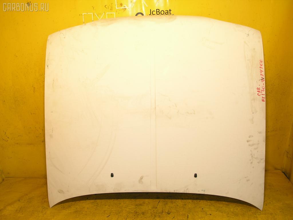 Капот TOYOTA CARINA AT170. Фото 10