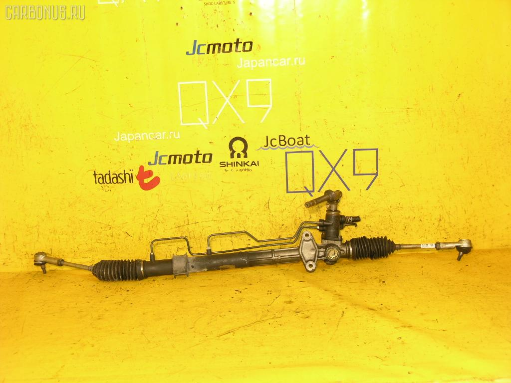 Рулевая рейка MITSUBISHI LEGNUM EC1W 4G93. Фото 3