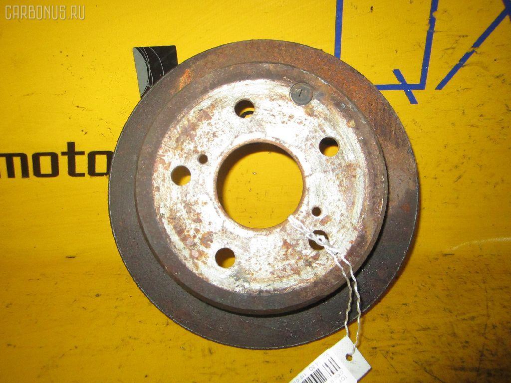 Тормозной диск TOYOTA MARK II GX100. Фото 8