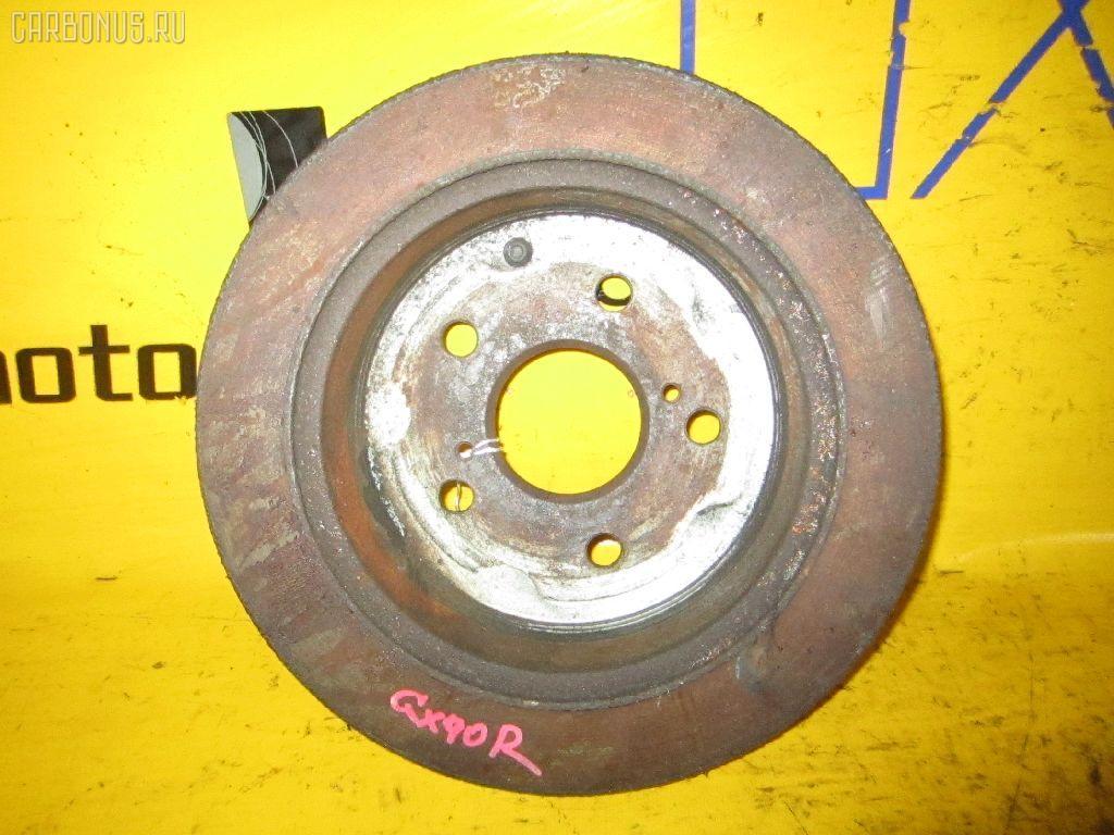 Тормозной диск TOYOTA MARK II GX100. Фото 11