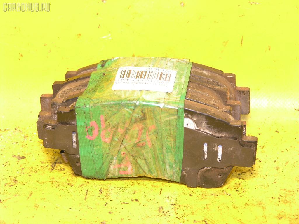 Тормозные колодки TOYOTA JZX90 1JZ-GE. Фото 5
