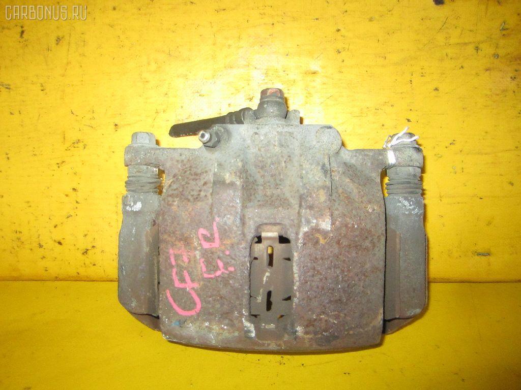 Суппорт HONDA ACCORD WAGON CF7 F23A. Фото 1