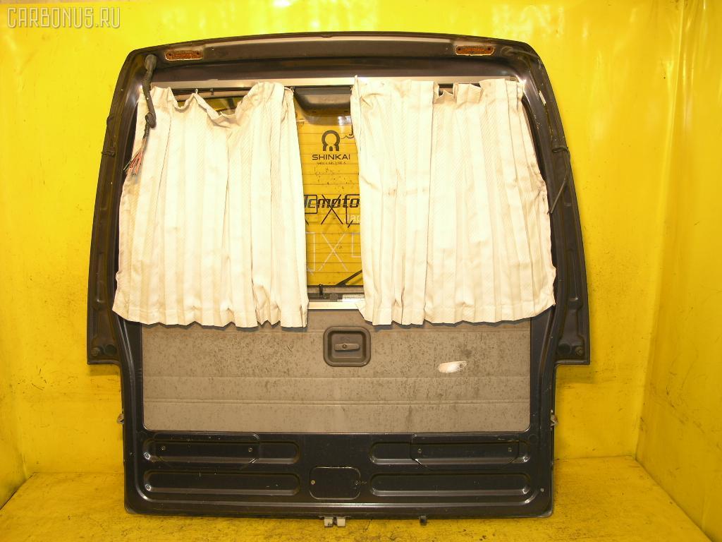 Дверь задняя NISSAN CARAVAN ARME24. Фото 2