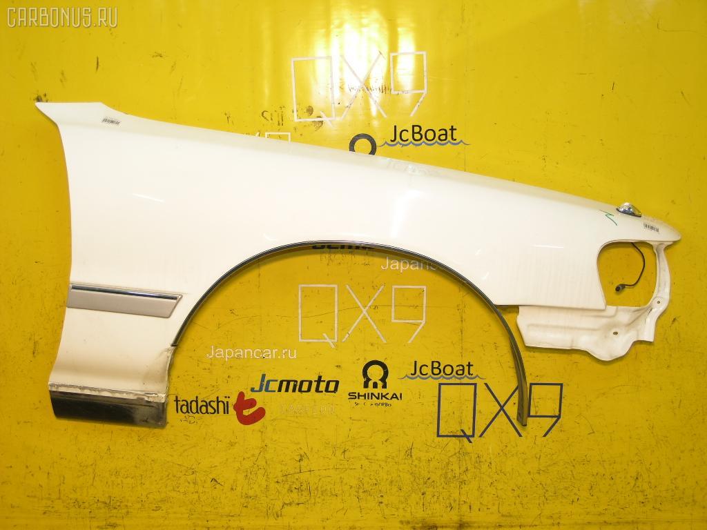 Крыло переднее TOYOTA MARK II GX81. Фото 11