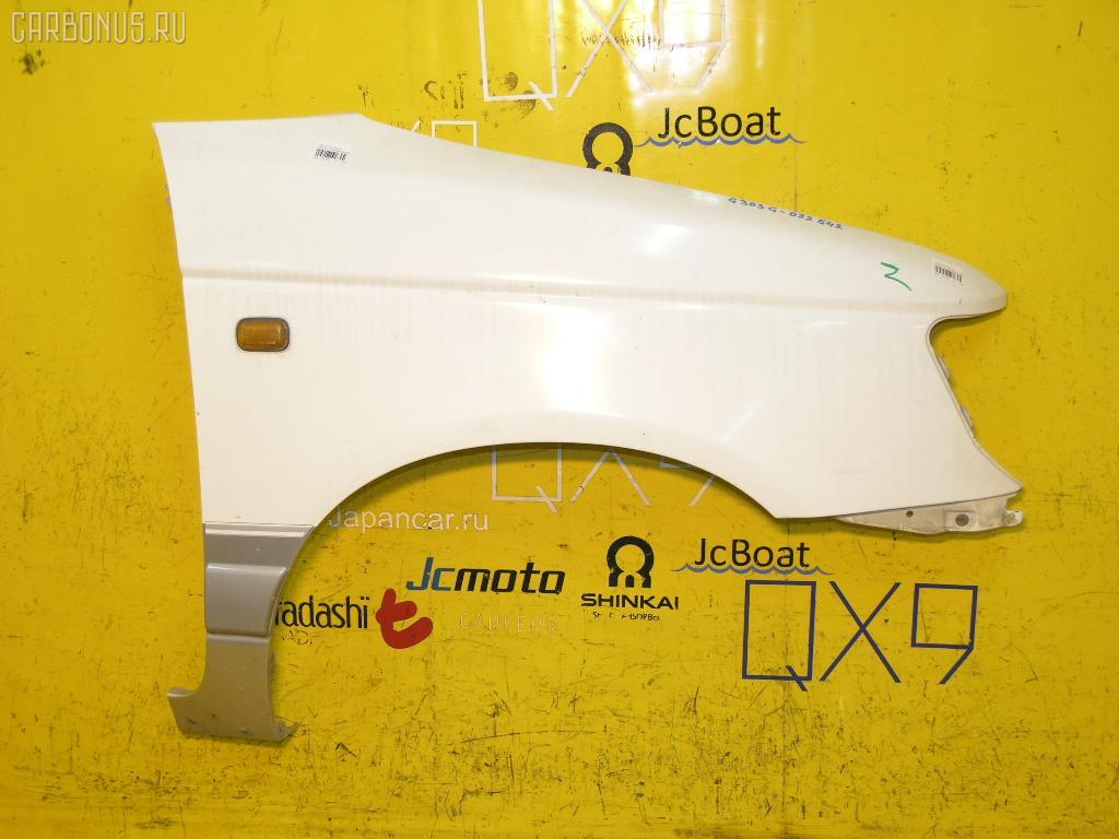 Крыло переднее DAIHATSU PYZAR G303G. Фото 2