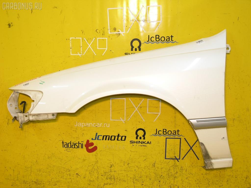Крыло переднее TOYOTA MARK II QUALIS SXV20W. Фото 6