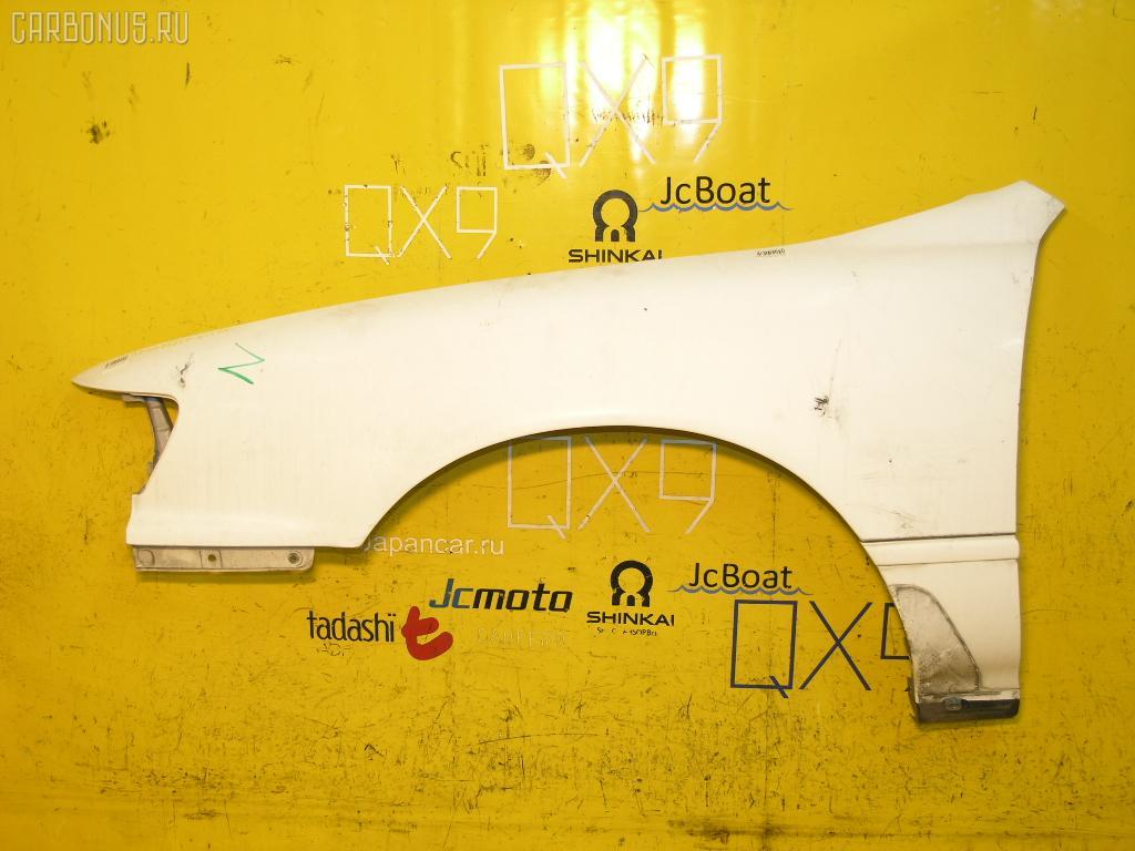 Крыло переднее TOYOTA VISTA SV30. Фото 6