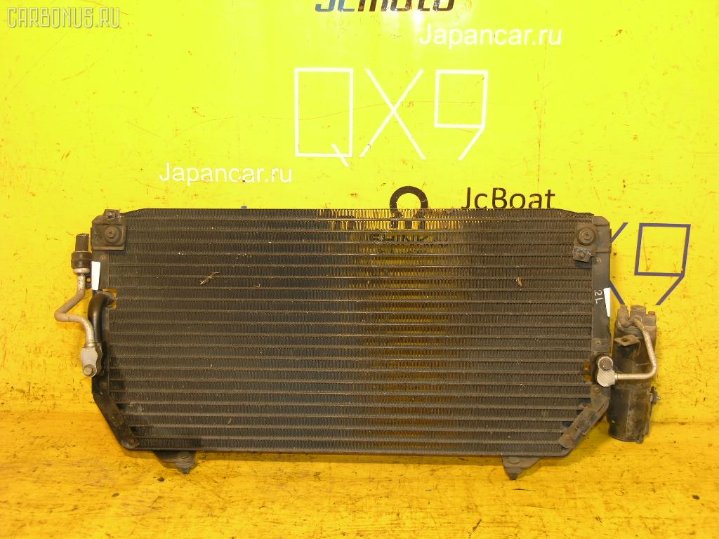 Радиатор кондиционера TOYOTA VISTA SV30 4S-FE. Фото 4