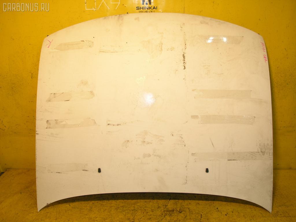 Капот TOYOTA CARINA AT191. Фото 10