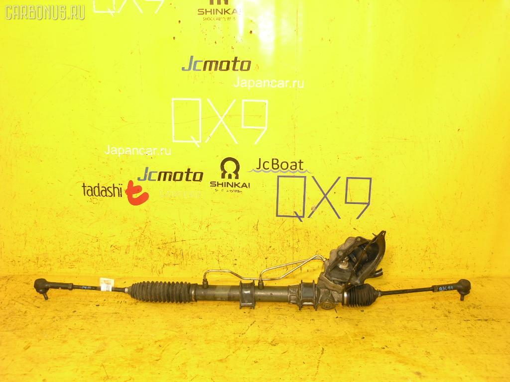 Рулевая рейка NISSAN MARCH AK11 CG13DE. Фото 3
