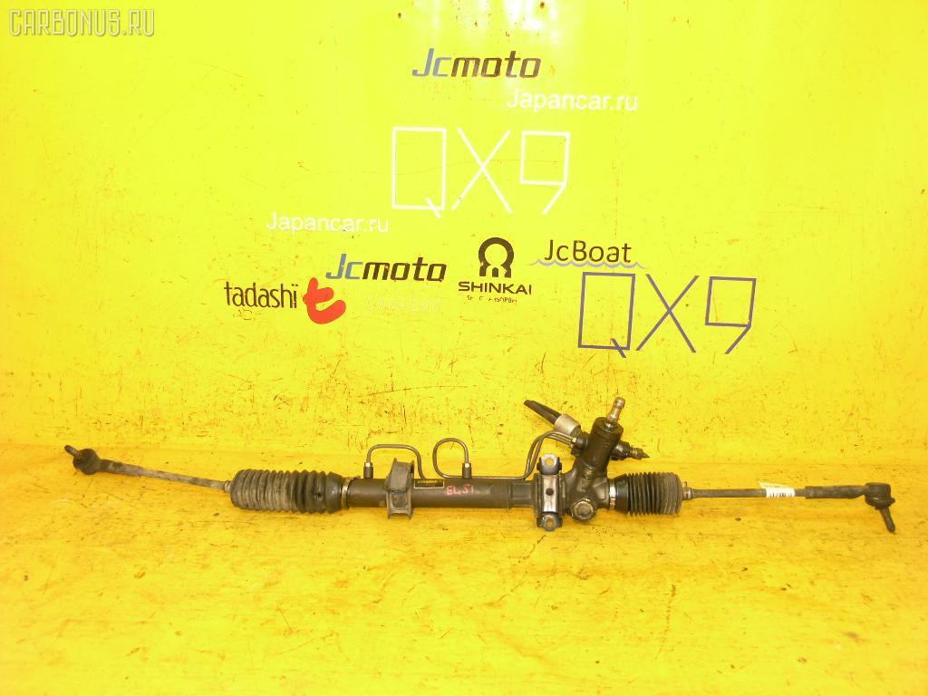 Рулевая рейка TOYOTA COROLLA II EL51 4E-FE. Фото 5