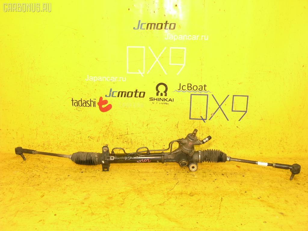 Рулевая рейка TOYOTA ST202 3S-FE. Фото 10