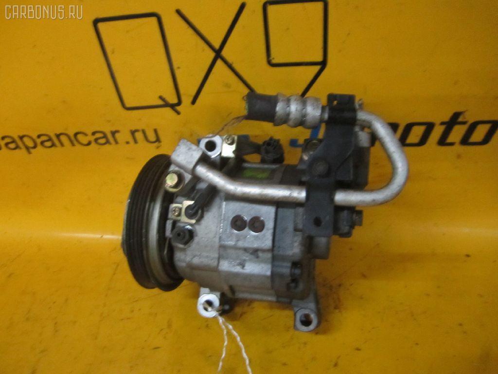 Компрессор кондиционера NISSAN LAUREL HC35 RB20DE. Фото 7