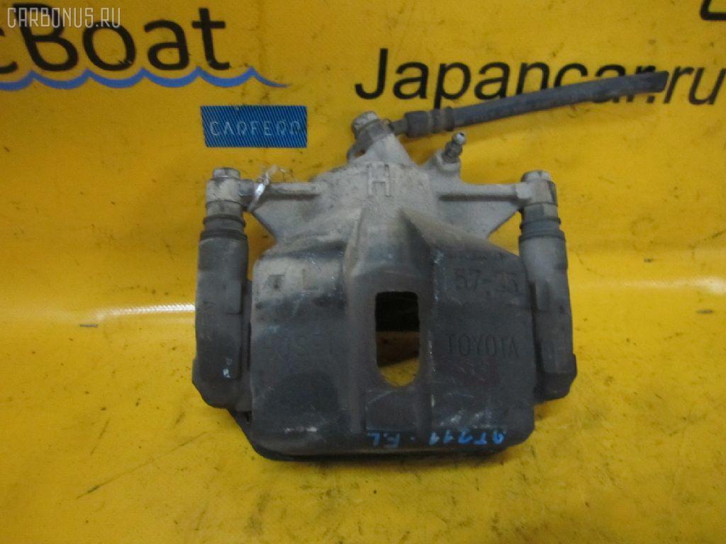Суппорт TOYOTA AT211 7A-FE. Фото 3