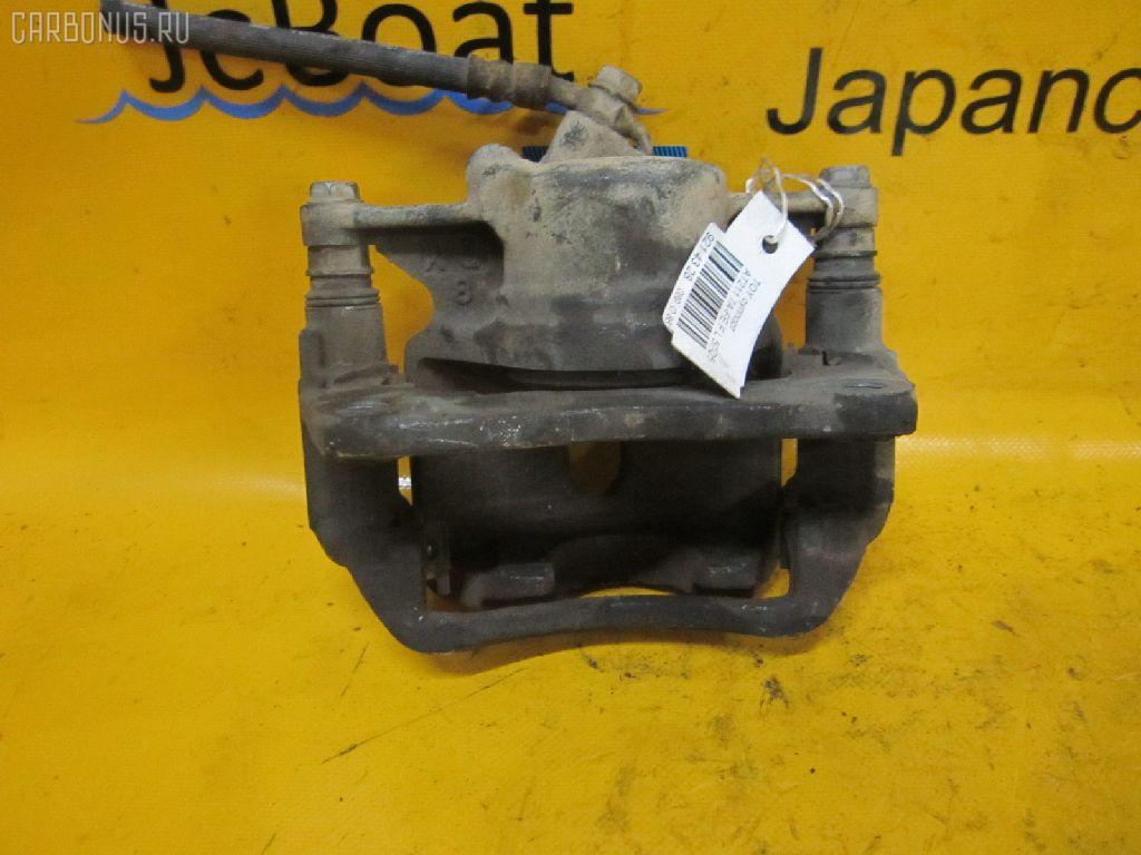Суппорт TOYOTA AT211 7A-FE. Фото 6