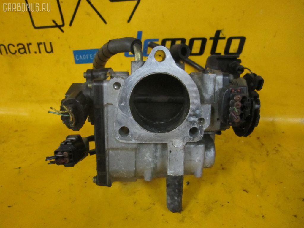 Дроссельная заслонка TOYOTA ST210 3S-FSE. Фото 4
